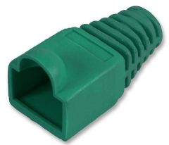 PRO POWER SH001 5 GREEN  Strain Relief Boot 5Mm Green 10/Pack